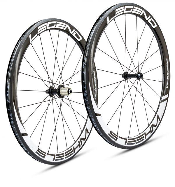 Roues carbon pneus / tubeless en 50 mm confortables et rigides pour moins de 1000 euros.