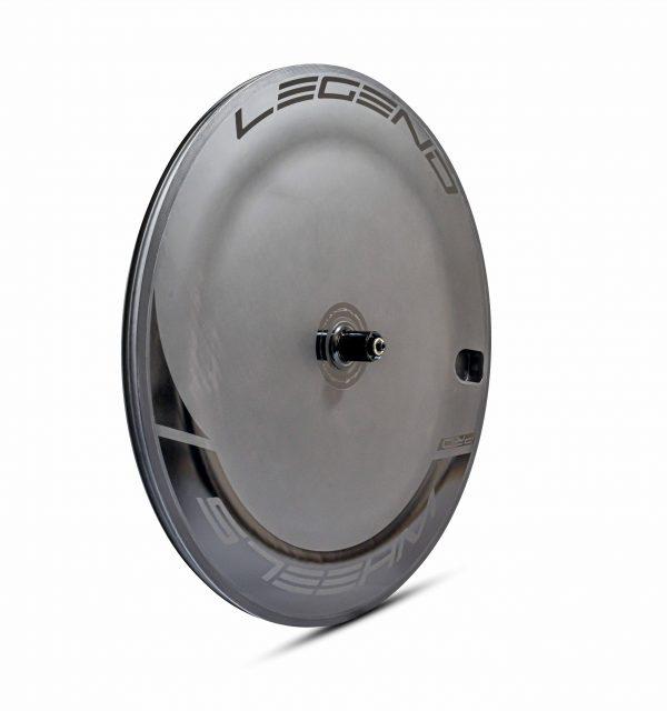 roue pleine en carbone à patins, moyeu dt swiss 350