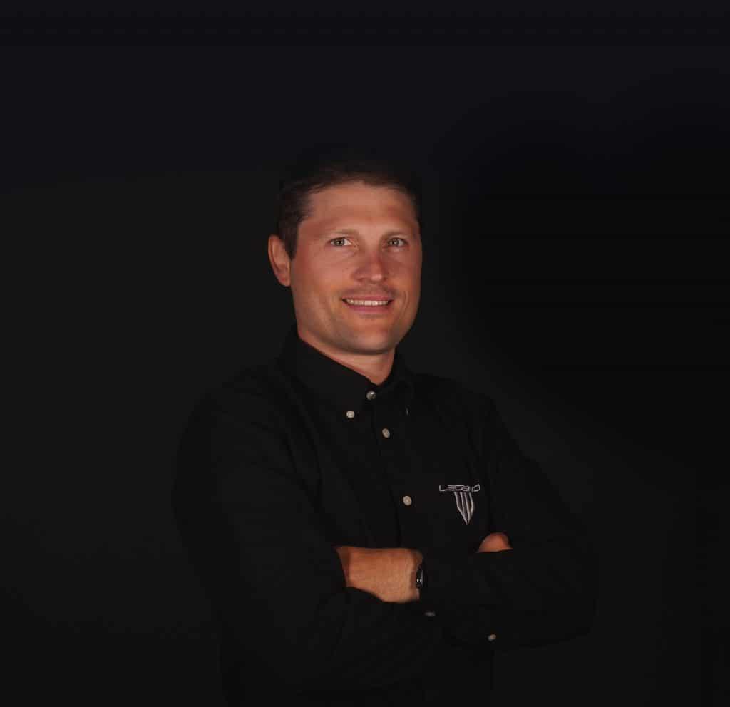 Arnold Crochard gérant Legend Wheels