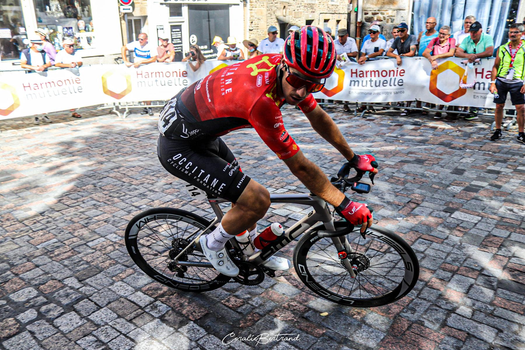 Aurelien Costeplane occitane cyclisme formation, roues carbone legend wheels
